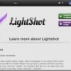 スクリーンキャプチャを取るなら「Lightshot」一択でしょ