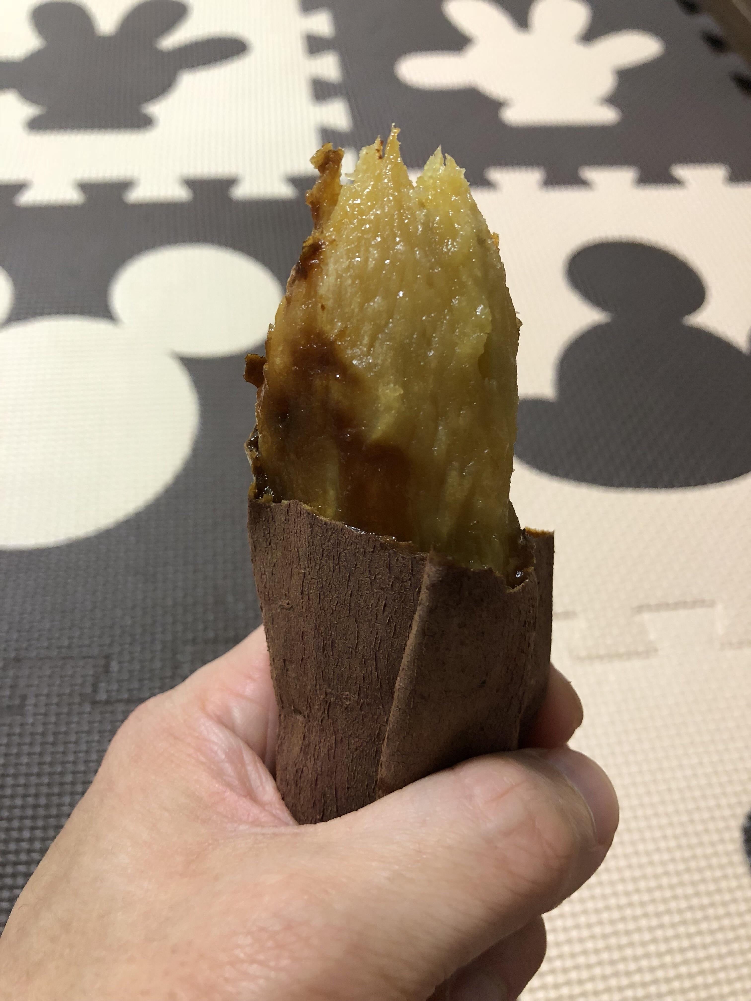 ポテトかいつかの熟成焼き芋が美味すぎて、全国民が食べた方がいいレベル