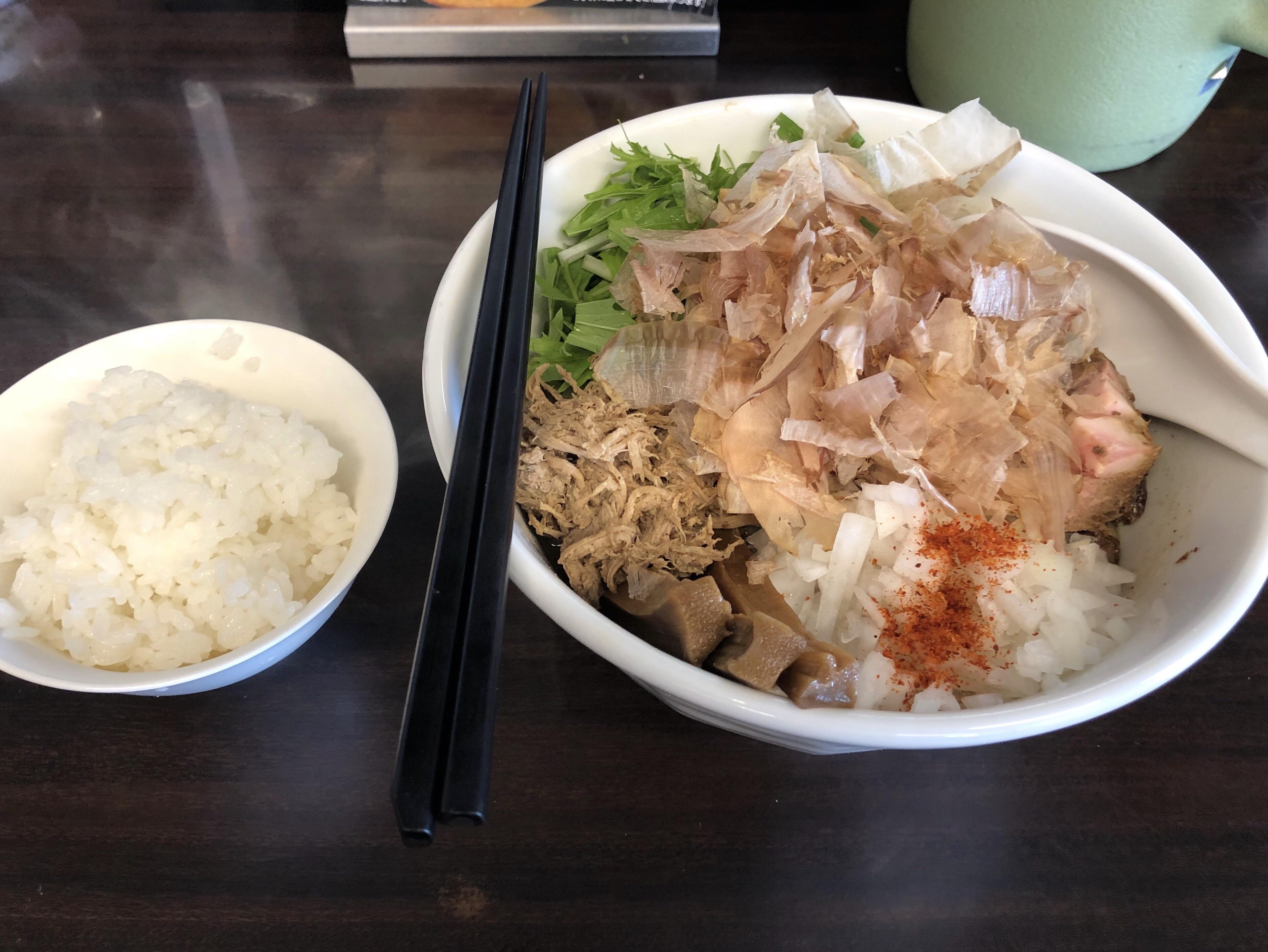 神栖市にあるラーメン屋「東京食堂」にいってみた